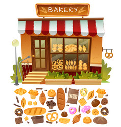 Bakery in English