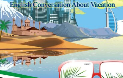 English Conversation about Vacation