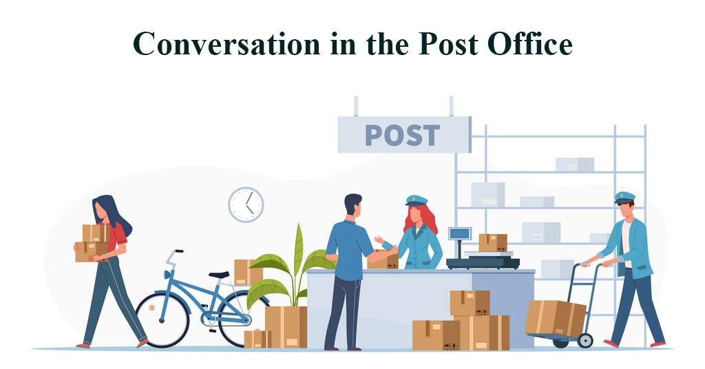 Conversation in the Post Office