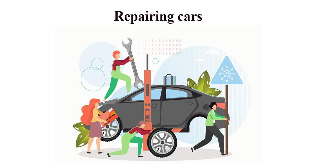 English Conversation About Repairing Cars