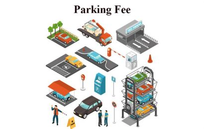 Parking Fee English Conversation