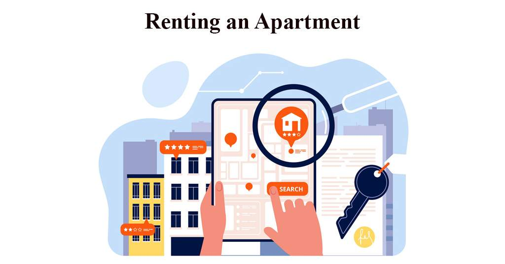 esl renting an apartment