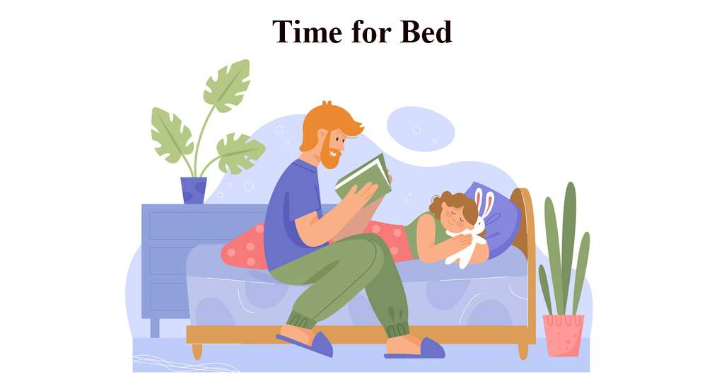 English Conversation about Bedtime